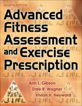 Omslag - Advanced Fitness Assessment and Exercise Prescription