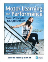 Omslag - Motor Learning and Performance 6th Edition With Web Study Guide-Loose-Leaf Edition