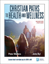 Omslag - Christian Paths to Health and Wellness