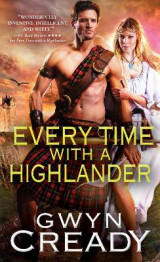 Omslag - Every Time with a Highlander
