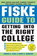 Omslag - Fiske Guide to Getting Into the Right College
