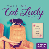 Omslag - Call Me Cat Lady