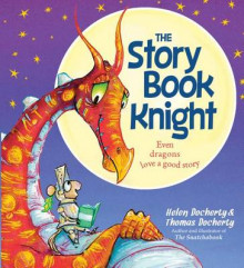The Storybook Knight av Helen Docherty (Innbundet)