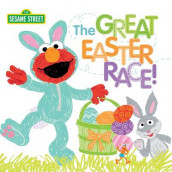 The Great Easter Race! av Sesame Workshop (Innbundet)