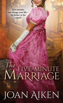 The Five-Minute Marriage av Joan Aiken (Heftet)