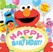Happy Birthday! av Sesame Workshop (Innbundet)