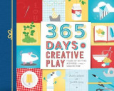 Omslag - 365 Days of Creative Play
