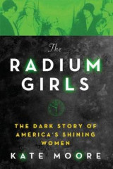 Omslag - The Radium Girls