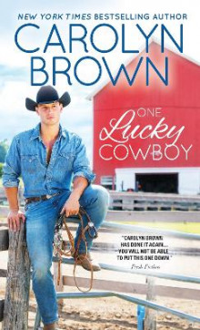 One Lucky Cowboy av Carolyn Brown (Heftet)