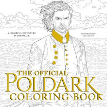 The Official Poldark Coloring Book av Winston Graham (Heftet)