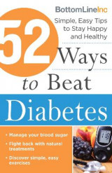 Omslag - 52 Ways to Beat Diabetes