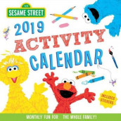 2019 Sesame Street Activity Calendar av Sesame Workshop (Kalender)