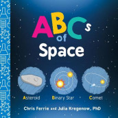 ABCs of Space av Chris Ferrie og Ms Julia Kregenow (Kartonert)
