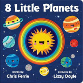 8 Little Planets av Chris Ferrie (Kartonert)