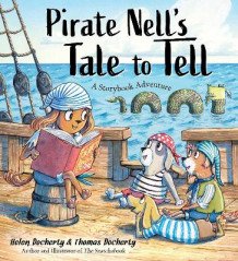 Pirate Nell's Tale to Tell av Helen Docherty (Innbundet)