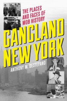 Gangland New York av Anthony M. DeStefano (Heftet)
