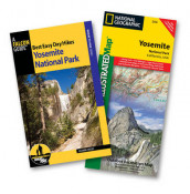 Best Easy Day Hiking Guide and Trail Map Bundle: Yosemite National Park av Suzanne Swedo (Blandet mediaprodukt)
