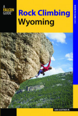Omslag - Rock Climbing Wyoming