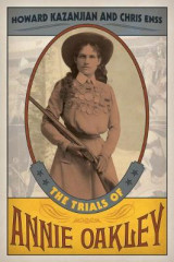Omslag - The Trials of Annie Oakley