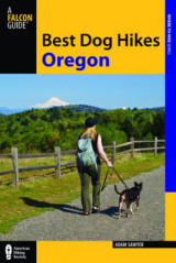 Omslag - Best Dog Hikes Oregon