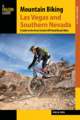Omslag - Mountain Biking Las Vegas and Southern Nevada
