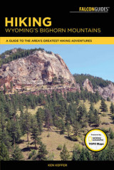 Omslag - Hiking Wyoming's Bighorn Mountains