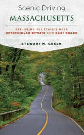 Scenic Driving Massachusetts av Stewart M. Green (Heftet)