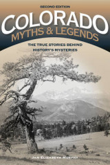 Omslag - Colorado Myths and Legends