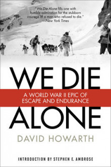 We Die Alone av David Howarth (Heftet)