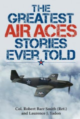 Omslag - The Greatest Air Aces Stories Ever Told