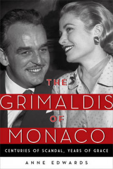 The Grimaldis of Monaco av Anne Edwards (Heftet)