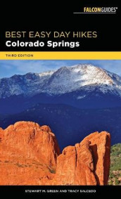Best Easy Day Hikes Colorado Springs av Stewart M. Green og Tracy Salcedo (Heftet)