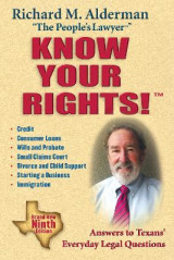Omslag - Know Your Rights!