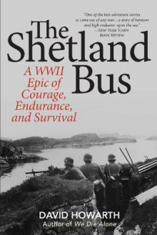 The Shetland Bus av David Howarth (Heftet)