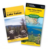 Omslag - Best Easy Day Hiking Guide and Trail Map Bundle