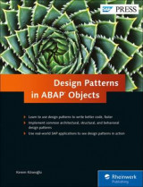 Omslag - Design Patterns in ABAP Objects