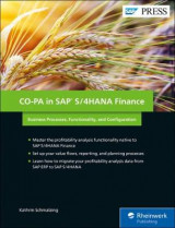 Omslag - Co-PA in SAP S/4HANA Finance