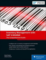 Omslag - Inventory Management with SAP S/4HANA