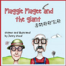 Maggie Magee and the Giant Sneeze av Jenny Wood (Heftet)