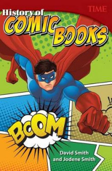 History of Comic Books av David Smith (Heftet)