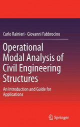 Omslag - Operational Modal Analysis of Civil Engineering Structures
