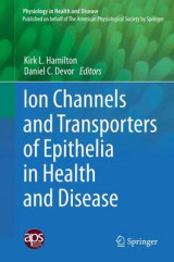 Omslag - Ion Channels and Transporters of Epithelia in Health and Disease 2016