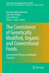 Omslag - The Coexistence of Genetically Modified, Organic and Conventional Foods 2017