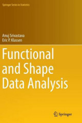 Omslag - Functional and Shape Data Analysis 2016