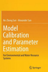 Omslag - Model Calibration and Parameter Estimation