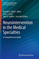 Omslag - Neurointervention in the Medical Specialties