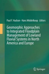 Omslag - Geomorphic Approaches to Integrated Floodplain Management of Lowland Fluvial Systems in North America and Europe
