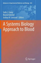 Omslag - A Systems Biology Approach to Blood