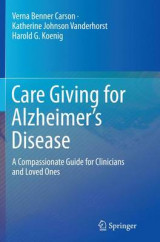 Omslag - Care Giving for Alzheimer's Disease