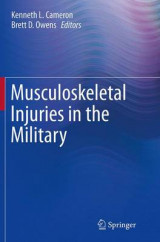 Omslag - Musculoskeletal Injuries in the Military